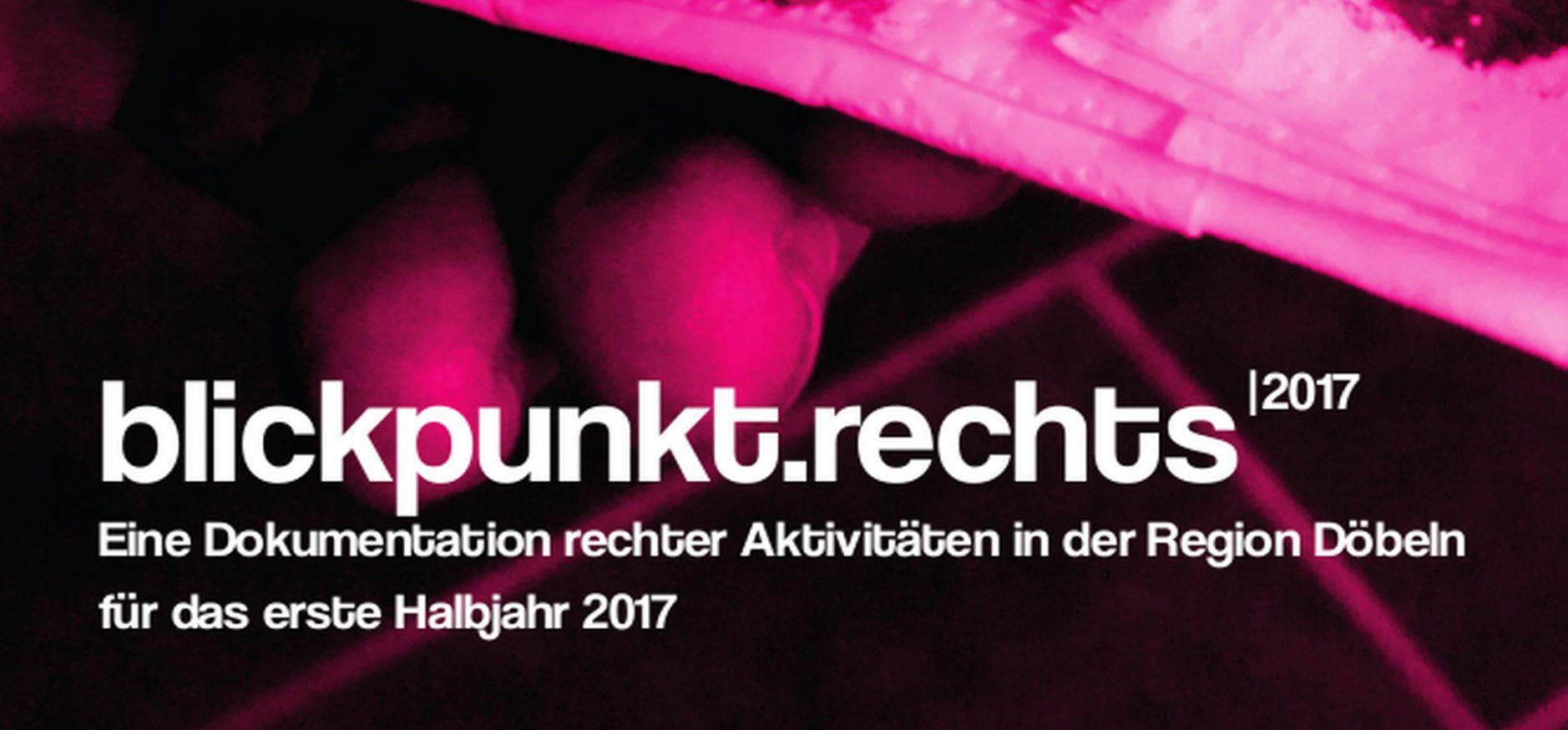 """FAIR veröffentlicht Online Broschüre """"blickpunkt.rechts"""""""