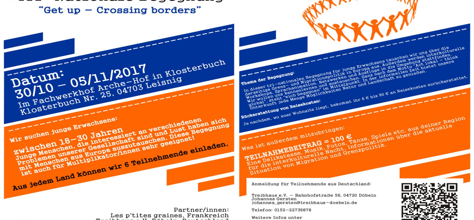 Treibhaus e.V. bietet weitere internationale Begegnung an