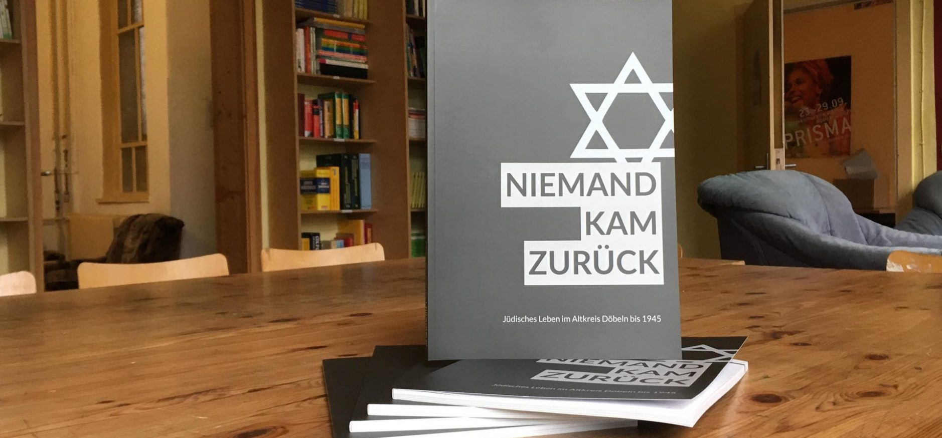 """Broschüre """"Niemand kam zurück"""" nicht mehr erhältlich"""