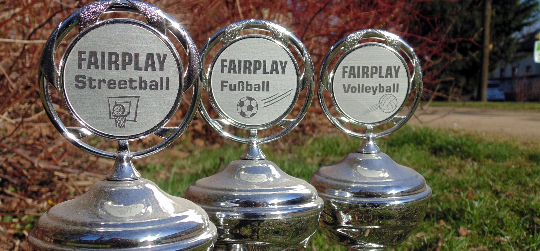 Jetzt anmelden für FAIRplay Turniere