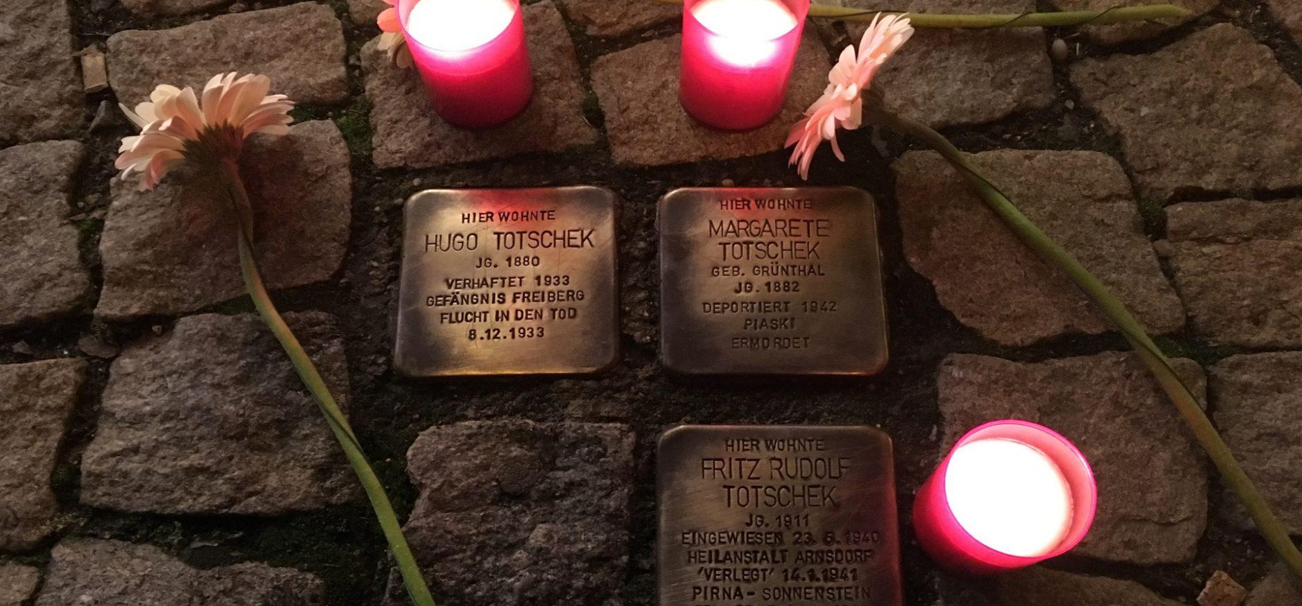 Den Opfern ein würdevolles Gedenken