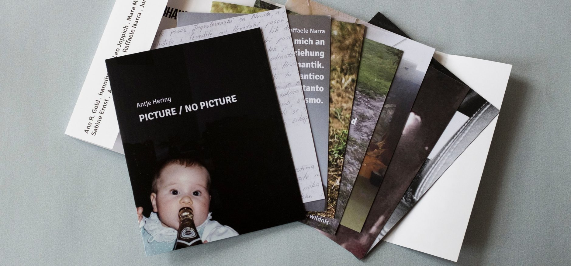 Katalogveröffentlichung »sharing.unofficial.pictures«