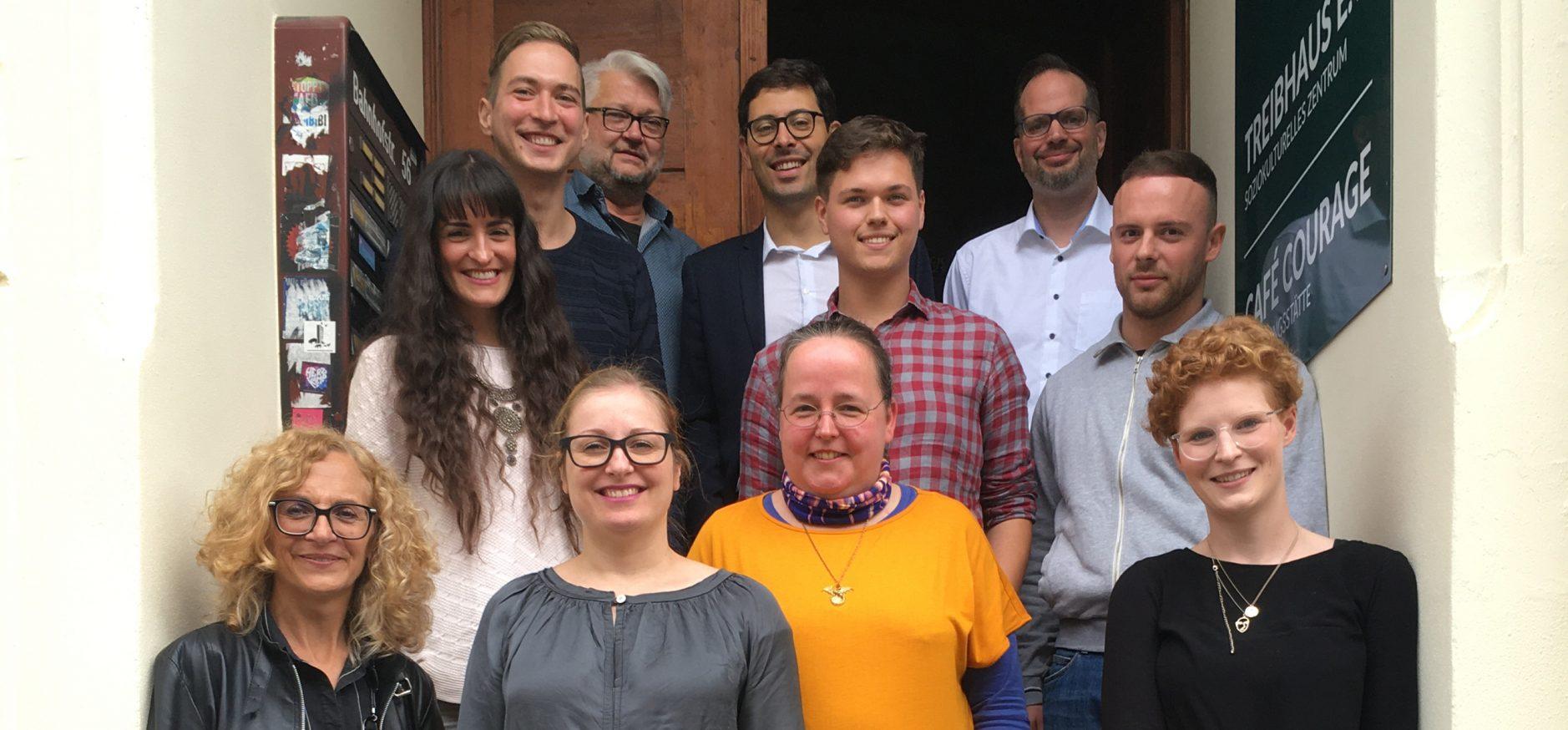 Internationale Netzwerke – Arrival Regions Treffen im Treibhaus e.V.
